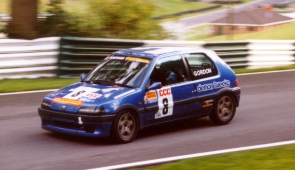 Steve Gordon Motor Racing